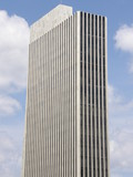 Empire State Plaza in Albany, New York poster