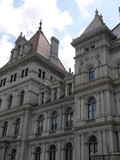New York State Capitol in Albany, New York poster