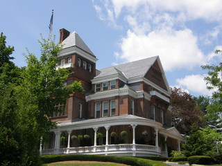 Executive (Governor's) Mansion in Albany