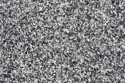 black and white granulated granite texture