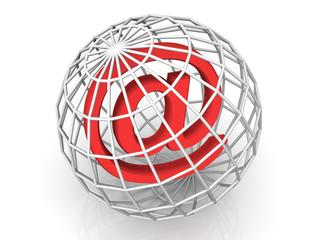 symbol for internet