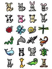 petits animaux
