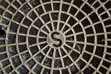 Sewer Lid Symmetry poster