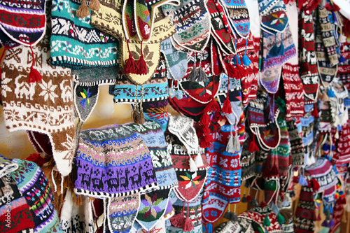 south american traditional crafts
