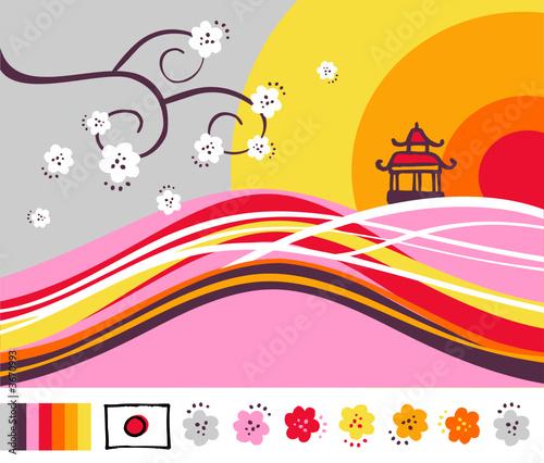 décor Asie