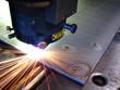coupe au laser