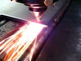 découpe laser poster
