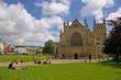 Leinwanddruck Bild - Exeter Cathedral