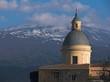 Randazzo Etna chiesa Santa Maria cupola