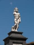 Randazzo Vecchio statua gigante Piracmone poster