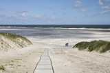 Terschelling pláž