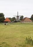 Veterný mlyn na Terschelling