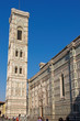 bell tower in Florence
