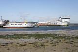 Ferry departing terschelling