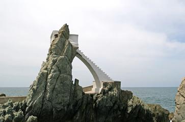 Cliff Divers Platform
