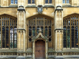 Oxford University Bodleian library poster