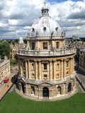 Radcliffe Camera, Oxford University Library poster