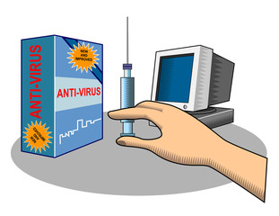 Anti-virus protection for your pc