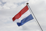 flag of the netherlands poster