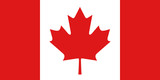 Flag - Canada poster
