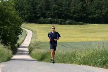 a running man #4
