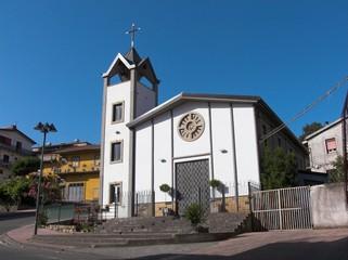 Maniace chiesa san Gabriele Petrosino
