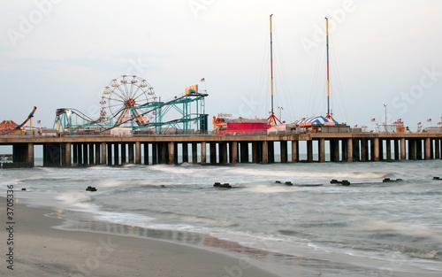 An amusement Park in Atlantic City - 3705336