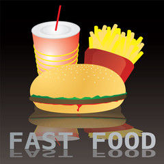 fast food reflect