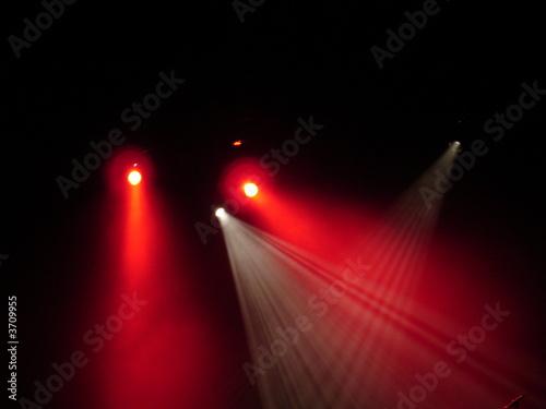 Foto op Aluminium Licht, schaduw spot1