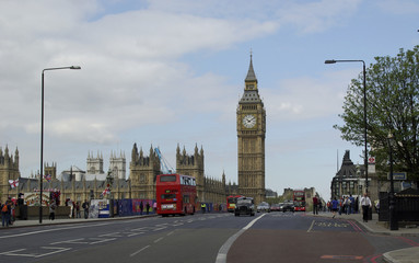 Big Ben - Great Bell - London - Palace of Westminster
