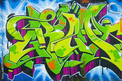 Plakat Graffiti 005