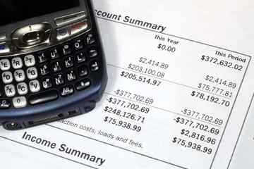 Investment Summary & PDA