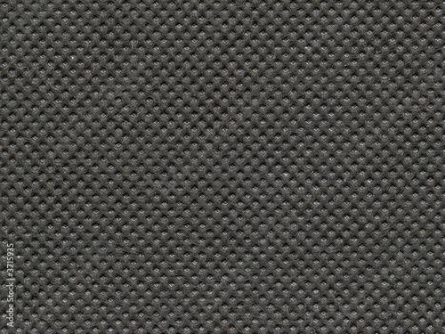 poster of soft fiber material dotted under pressure