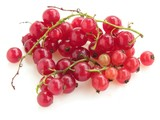 red currants clusters poster