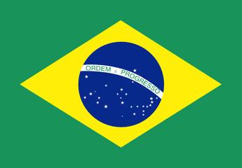 Flag - Brasile