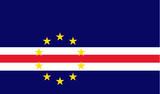 Flag - Cape Verde poster