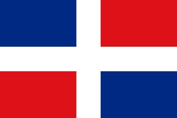 Flag - Dominican Republic