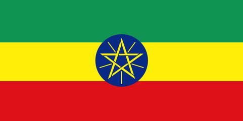Flag - Ethiopia