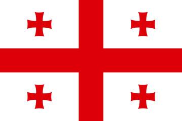 Flag - Georgia