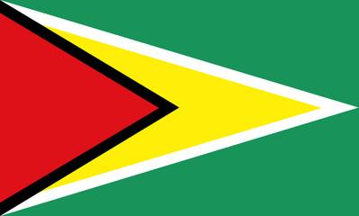 Flag - Guyana