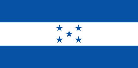 Flag - Honduras