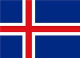 Flag - Iceland poster
