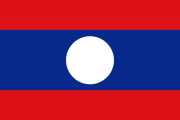 Flag - Laos