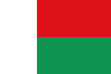 Flag - Madagascar