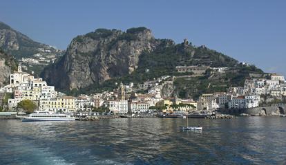 Amalfi, Süditalien
