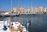 port de Hyères poster