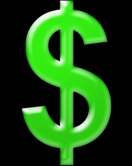 Dollar Sign 100