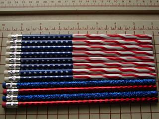 Flag Pencils