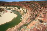 Murchison Gorge in Westaustralien Australien_07_1224 poster