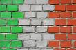 brick flag Italy